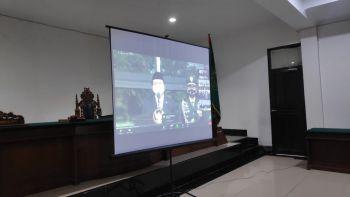 Upacara Peringatan HUT ke-75 Mahkamah Agung RI Secara Virtual
